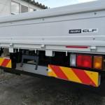 トラックのテールガード制作事例